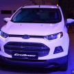 Ford Ecosport launch set 2 3