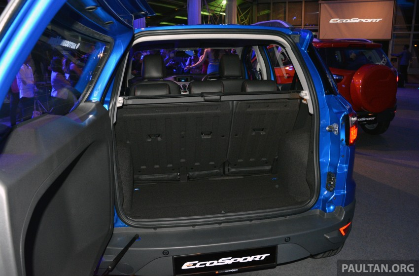 Ford EcoSport launched in Malaysia – RM93k-RM104k Image #266188