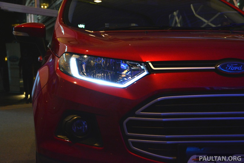 Ford EcoSport launched in Malaysia – RM93k-RM104k Image #266189