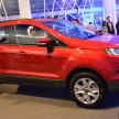 Ford Ecosport launch set 2 9