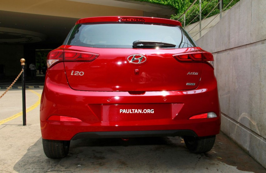 GALLERY: New Hyundai Elite i20 for the Indian market Image #263192