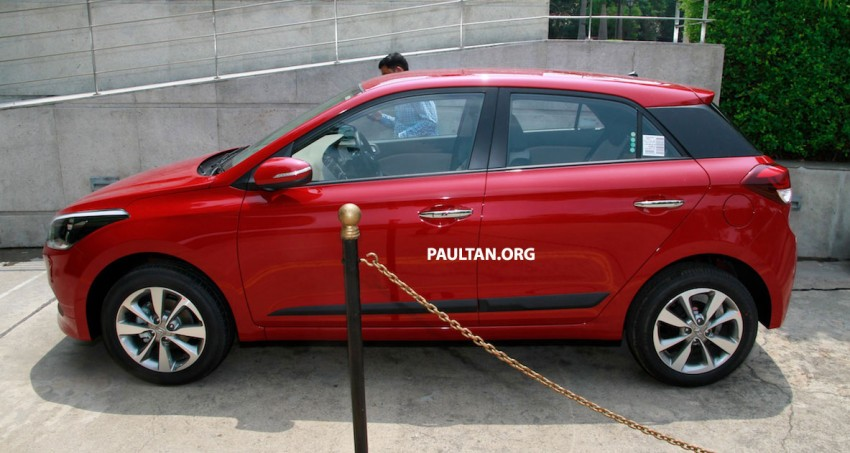 GALLERY: New Hyundai Elite i20 for the Indian market Image #263193