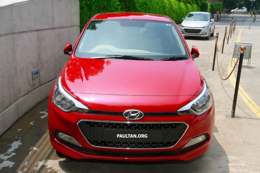 GALLERY: New Hyundai Elite i20 for the Indian market Image #263195
