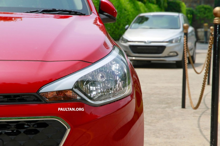 GALLERY: New Hyundai Elite i20 for the Indian market Image #263196