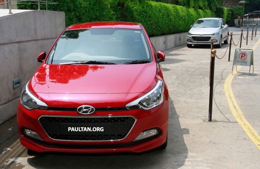 GALLERY: New Hyundai Elite i20 for the Indian market Image #263198