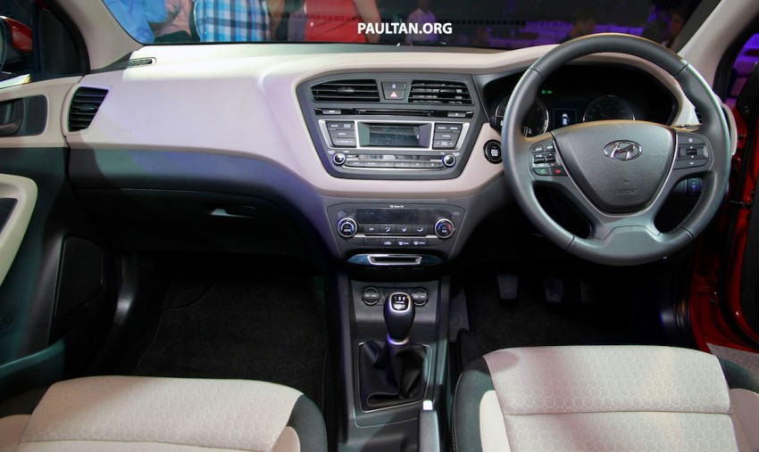 GALLERY: New Hyundai Elite i20 for the Indian market Image #263203