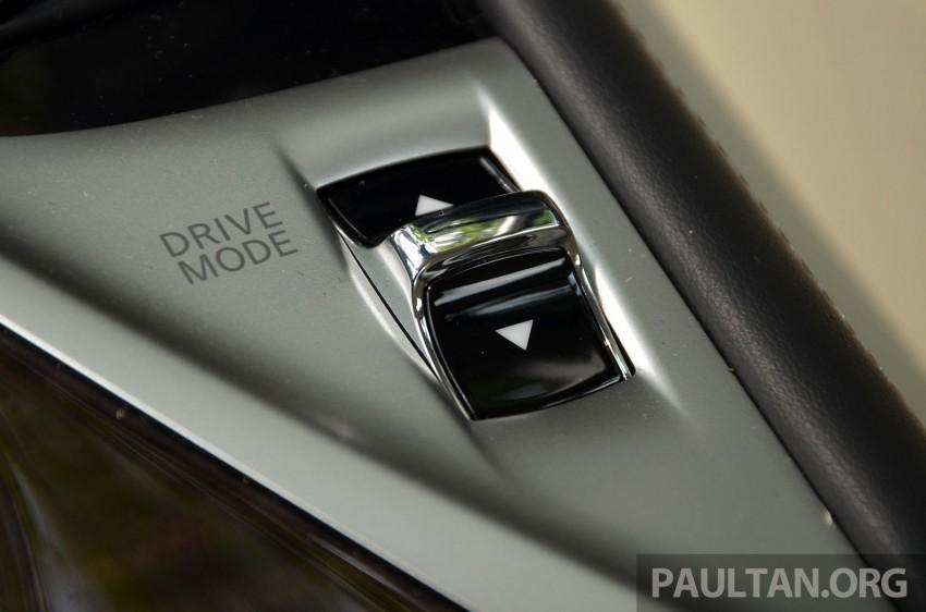 Infiniti Q50 2.0t now in showroom, Merc turbo, RM249k Image #262394