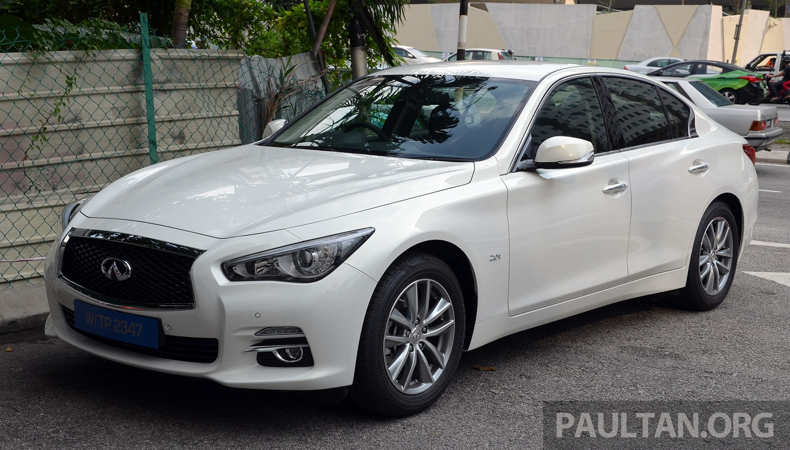 infiniti q50 now in showroom merc turbo rm249k image 262363. Black Bedroom Furniture Sets. Home Design Ideas