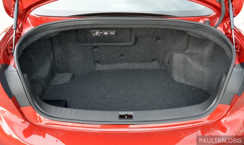 DRIVEN: Infiniti Q50S Hybrid – enter the contender Image #263094