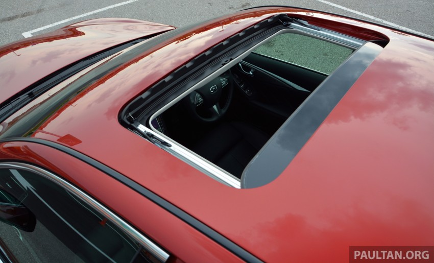 DRIVEN: Infiniti Q50S Hybrid – enter the contender Image #263101