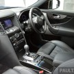 Infiniti QX70S Showroom- 19