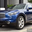 Infiniti QX70S Showroom- 39