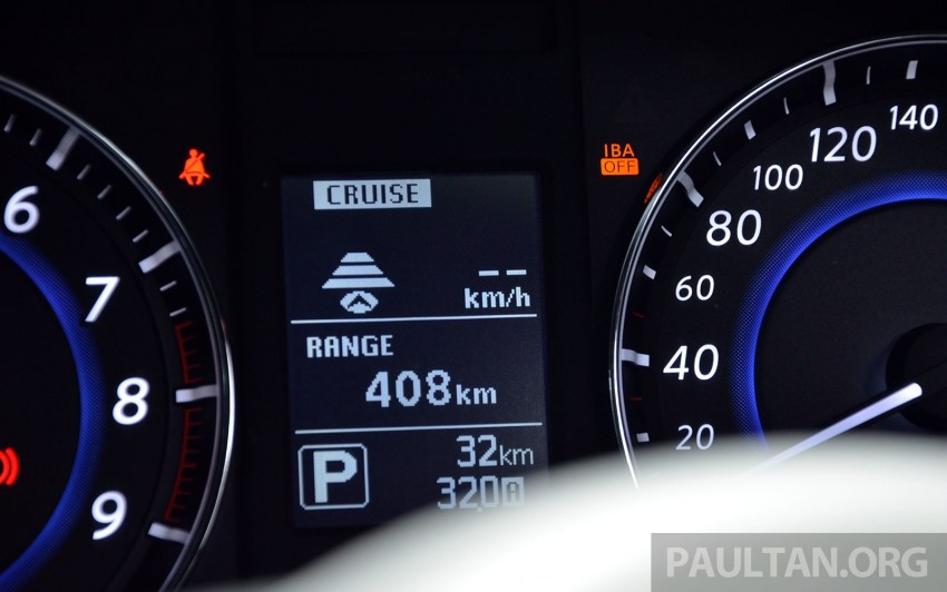 Infiniti QX70S – sport package now available, RM500k Image #266772