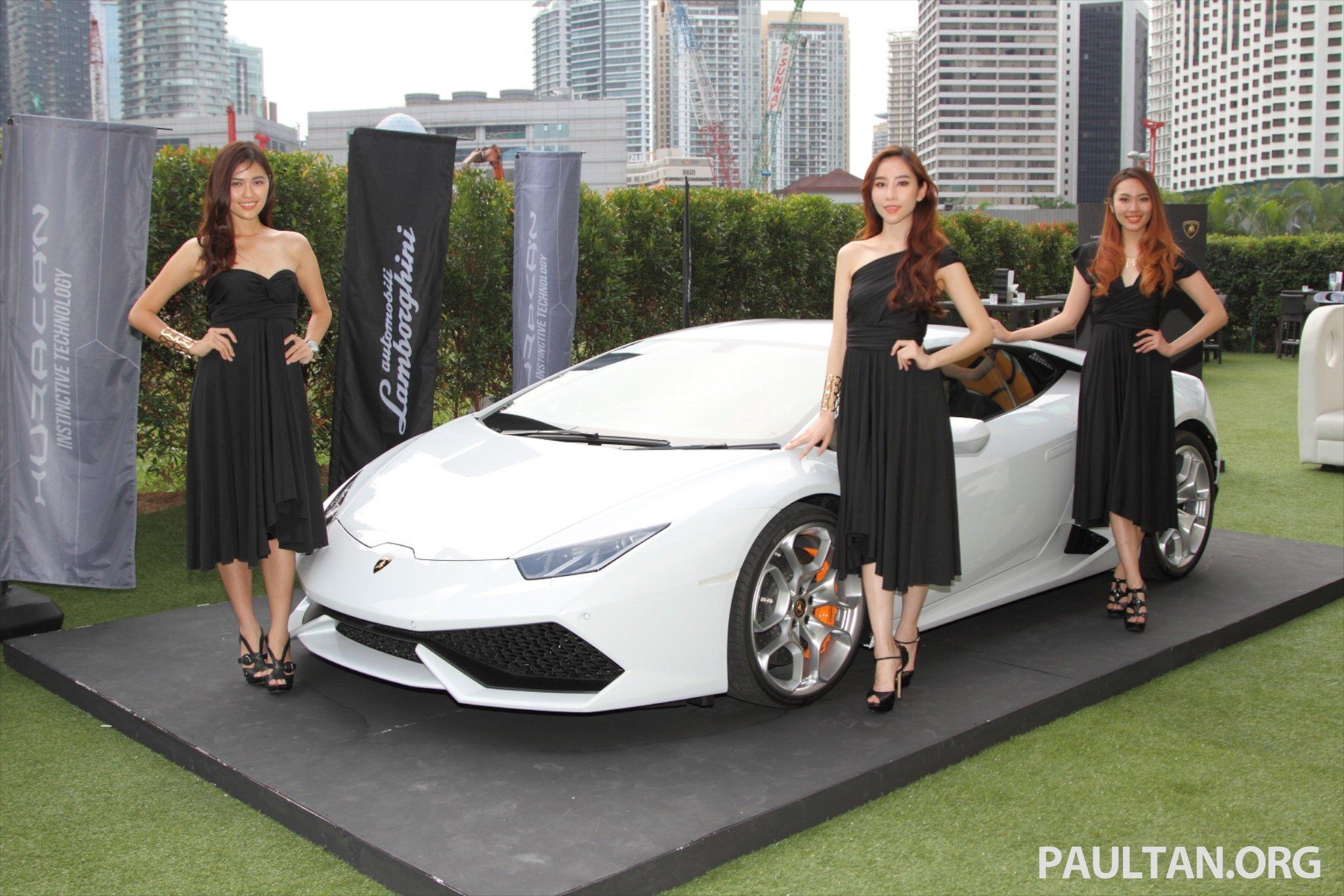 Lamborghini Huracan Lp 610 4 Launched In Malaysia Rm1 2
