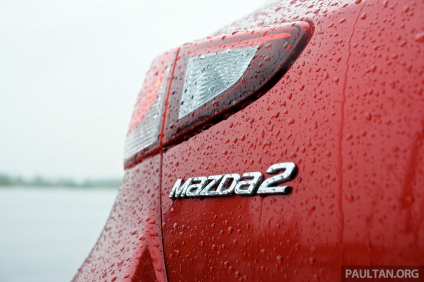 DRIVEN: 2015 Mazda 2 1.5 SkyActiv-G previewed in Japan – a supermini with sports car ambitions Image #265770