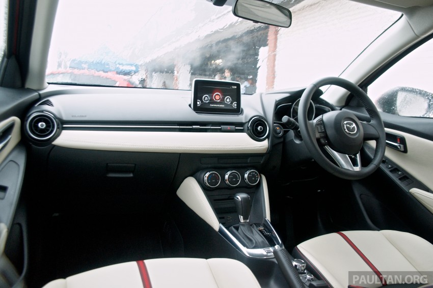 DRIVEN: 2015 Mazda 2 1.5 SkyActiv-G previewed in Japan – a supermini with sports car ambitions Image #265779