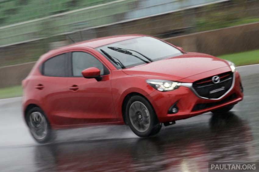 DRIVEN: 2015 Mazda 2 1.5 SkyActiv-G previewed in Japan – a supermini with sports car ambitions Image #265784