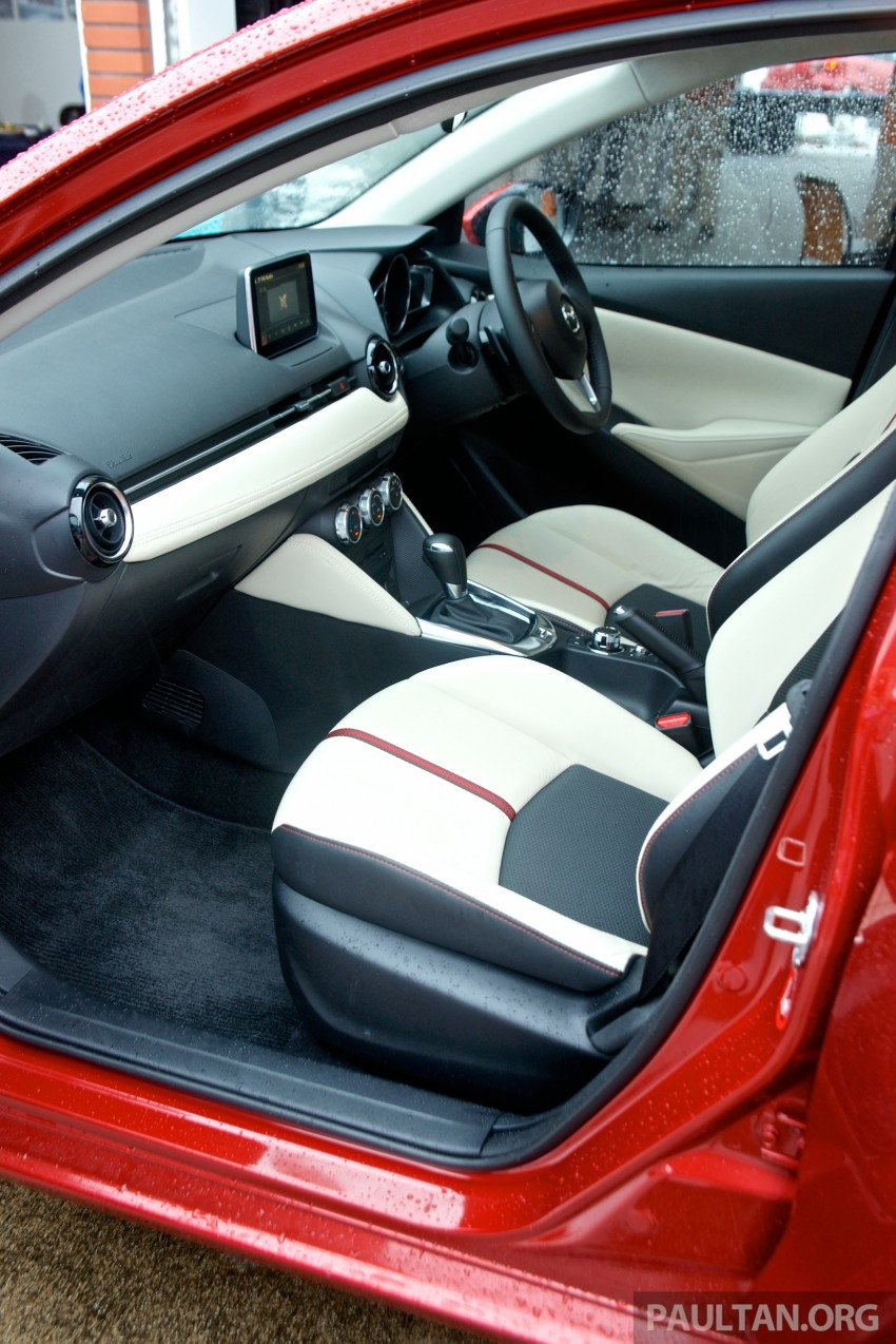 DRIVEN: 2015 Mazda 2 1.5 SkyActiv-G previewed in Japan – a supermini with sports car ambitions Image #265789
