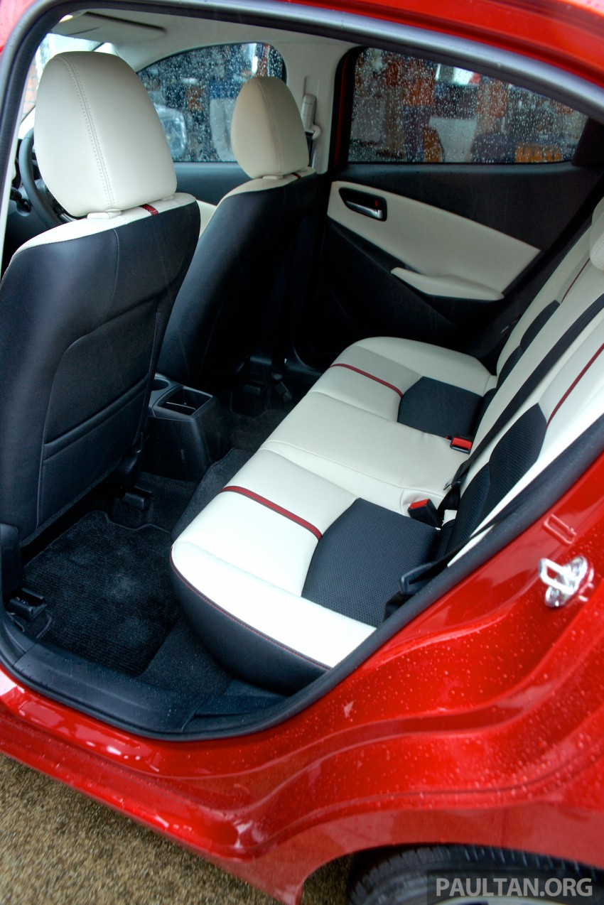 DRIVEN: 2015 Mazda 2 1.5 SkyActiv-G previewed in Japan – a supermini with sports car ambitions Image #265790