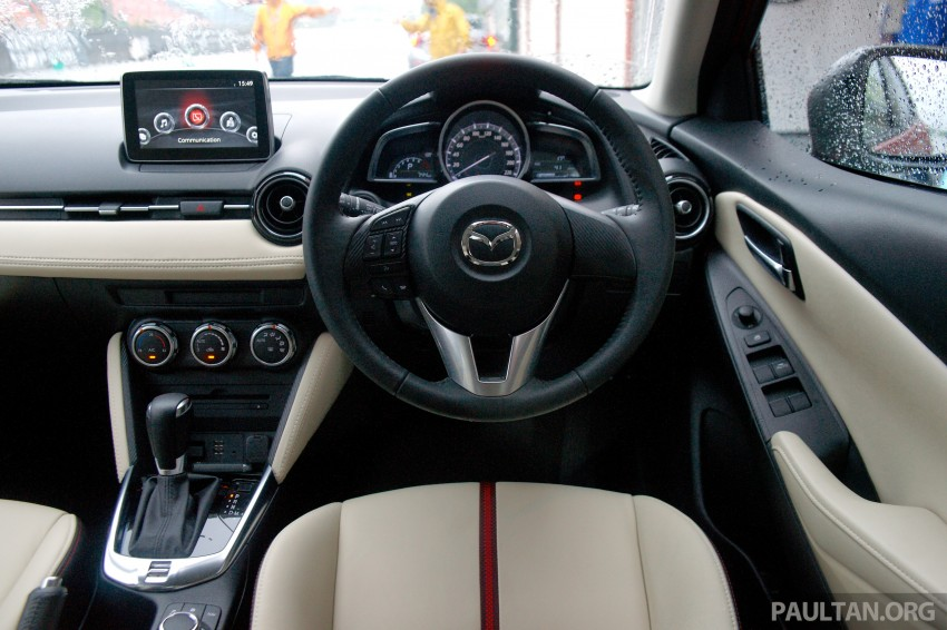 DRIVEN: 2015 Mazda 2 1.5 SkyActiv-G previewed in Japan – a supermini with sports car ambitions Image #265798