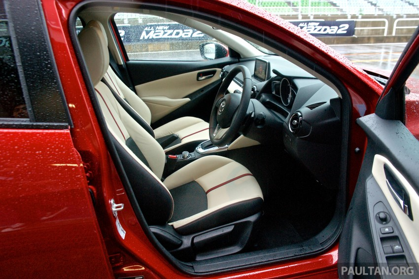 DRIVEN: 2015 Mazda 2 1.5 SkyActiv-G previewed in Japan – a supermini with sports car ambitions Image #265799
