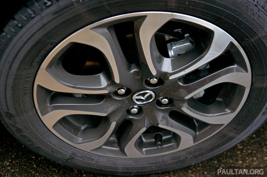 DRIVEN: 2015 Mazda 2 1.5 SkyActiv-G previewed in Japan – a supermini with sports car ambitions Image #265806