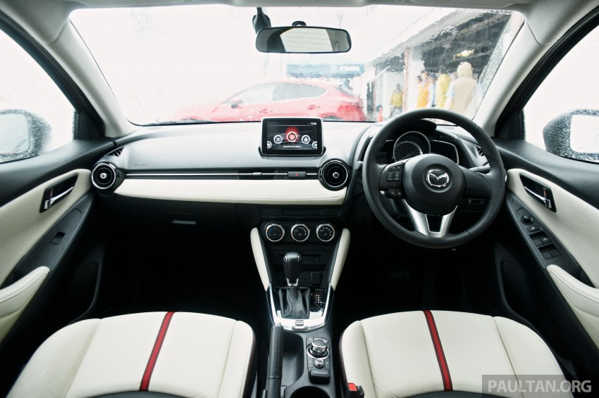 DRIVEN: 2015 Mazda 2 1.5 SkyActiv-G previewed in Japan – a supermini with sports car ambitions Image #265773