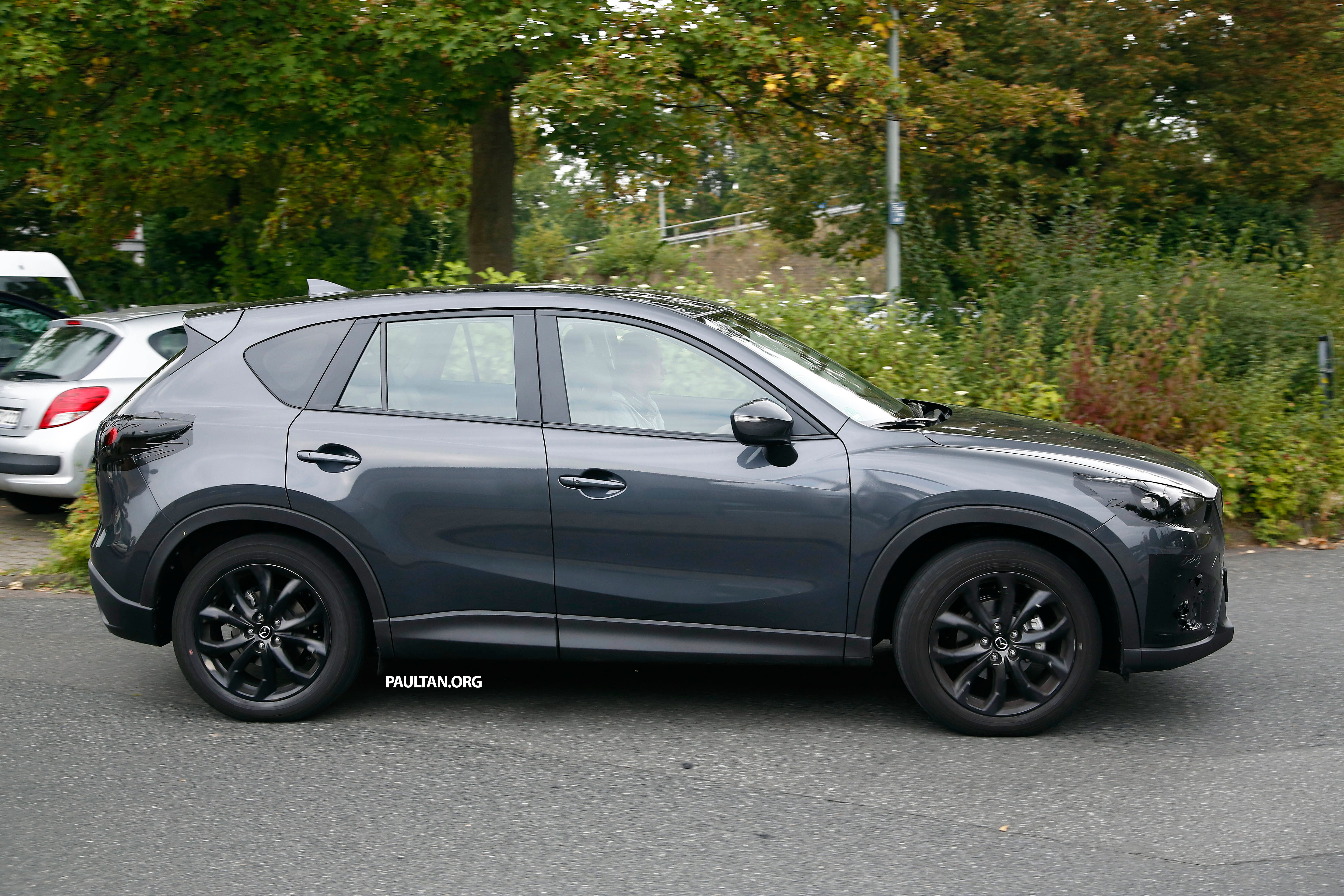 2018 Mazda Cx5 >> SPYSHOTS: Mazda CX-5 facelift – new grille and lamps Paul Tan - Image 271087