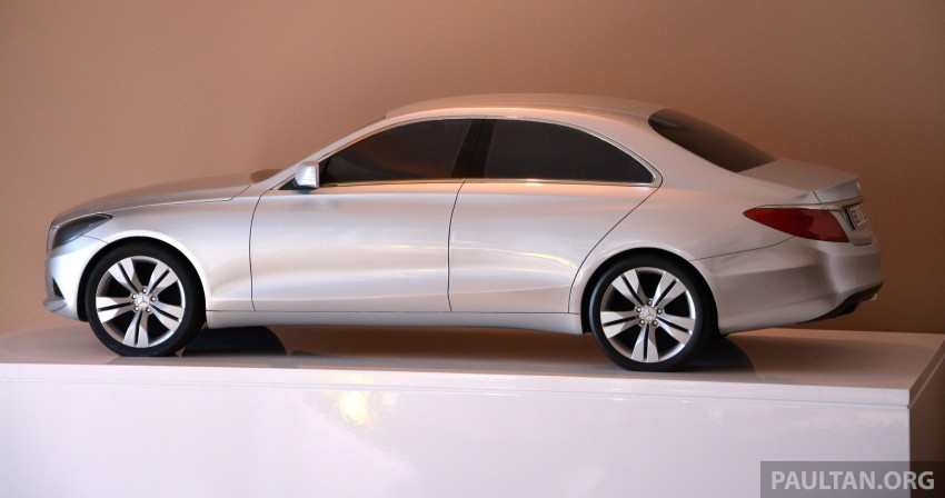 DRIVEN: W205 Mercedes-Benz C-Class in France Image #267770