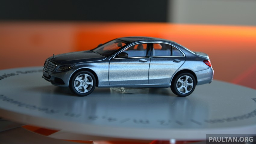 DRIVEN: W205 Mercedes-Benz C-Class in France Image #267779