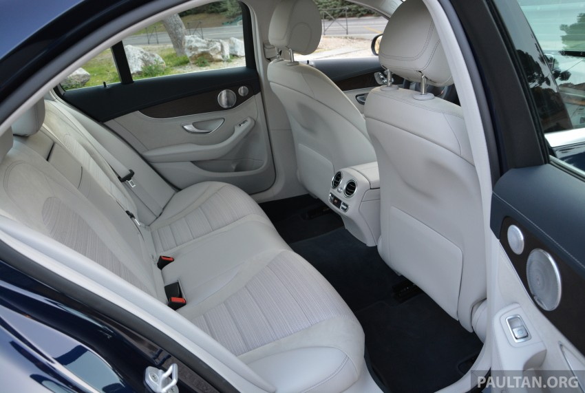 DRIVEN: W205 Mercedes-Benz C-Class in France Image #267680