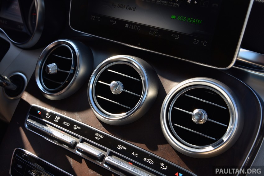 DRIVEN: W205 Mercedes-Benz C-Class in France Image #267691