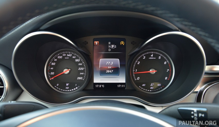 DRIVEN: W205 Mercedes-Benz C-Class in France Image #267697