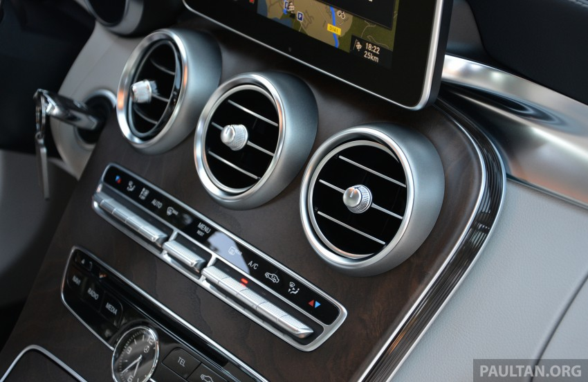 DRIVEN: W205 Mercedes-Benz C-Class in France Image #267698