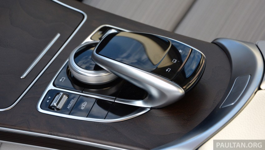 DRIVEN: W205 Mercedes-Benz C-Class in France Image #267700