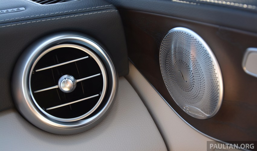 DRIVEN: W205 Mercedes-Benz C-Class in France Image #267701