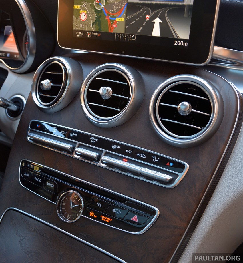 DRIVEN: W205 Mercedes-Benz C-Class in France Image #267711