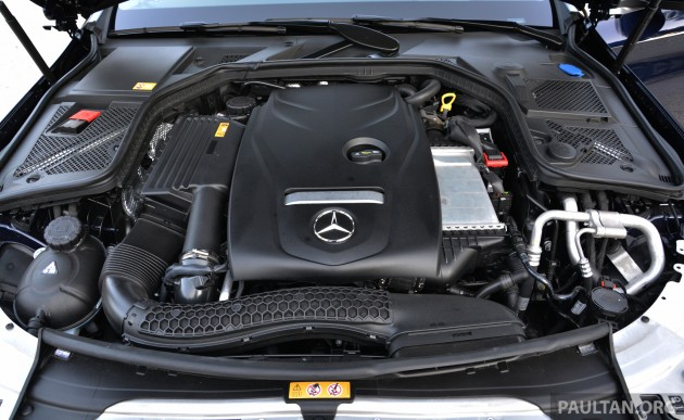 Mercedes W205 C-Class France 48