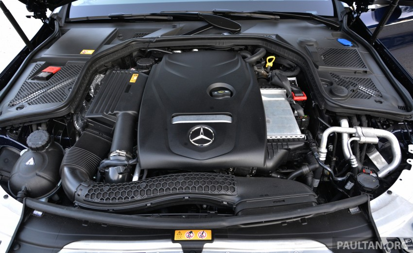 DRIVEN: W205 Mercedes-Benz C-Class in France Image #267715