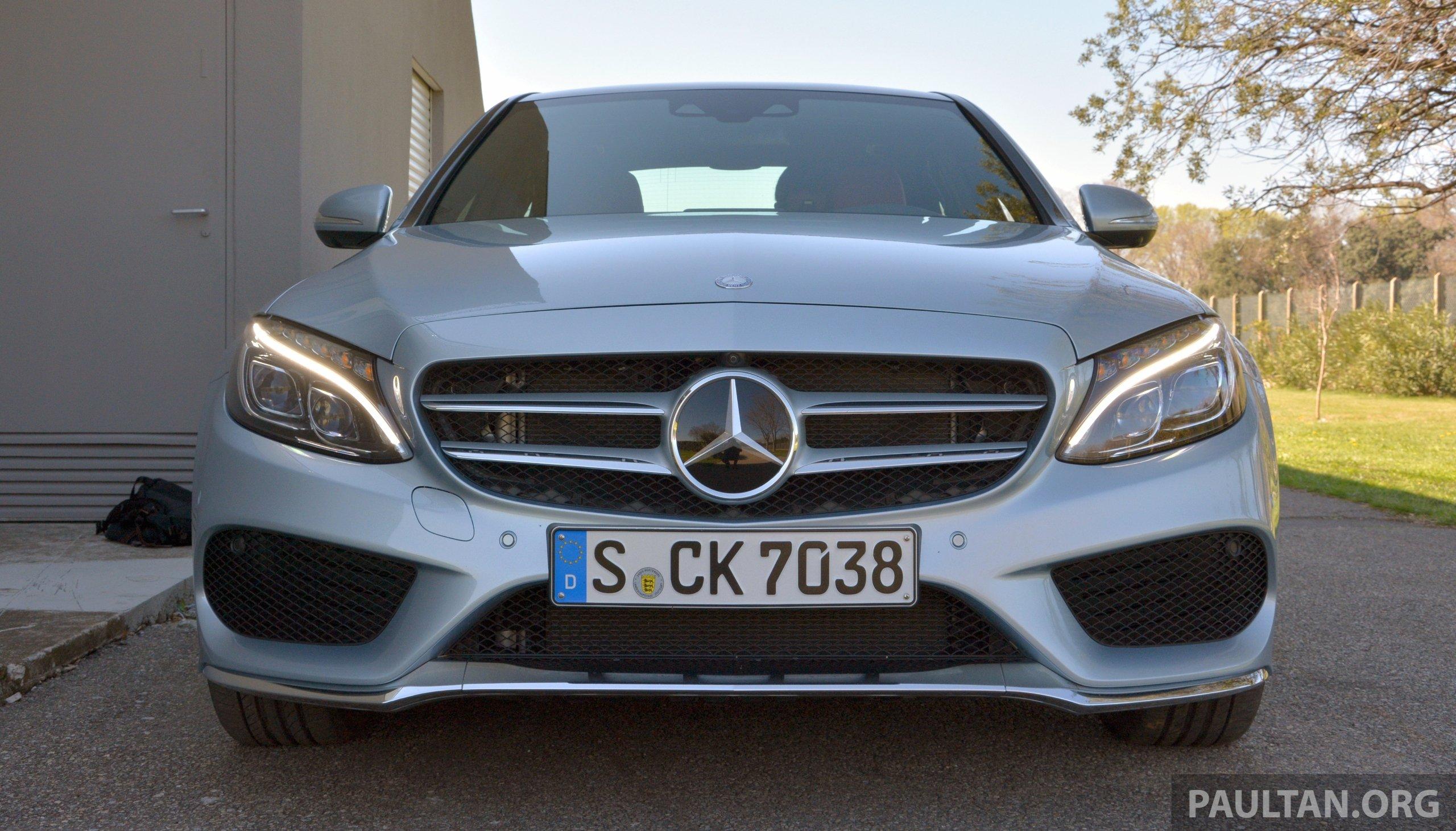 W205 mercedes benz c class recalled steering issue for Mercedes benz c300 recalls