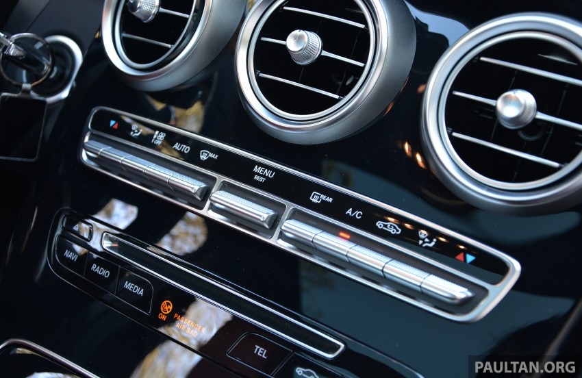 DRIVEN: W205 Mercedes-Benz C-Class in France Image #267731