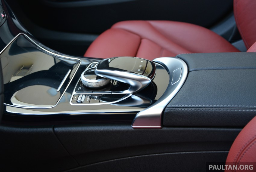 DRIVEN: W205 Mercedes-Benz C-Class in France Image #267732