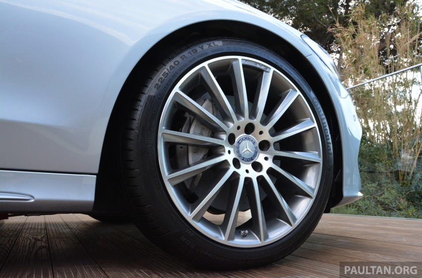 DRIVEN: W205 Mercedes-Benz C-Class in France Image #267754