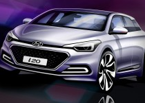 New Generation i20 Rendering_Front