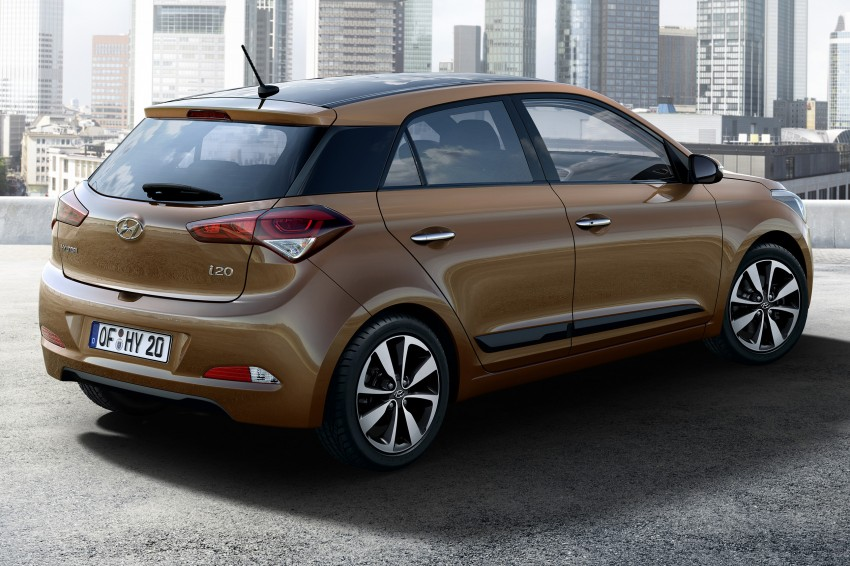 Hyundai i20 – second-gen shown ahead of Paris debut Image #262933