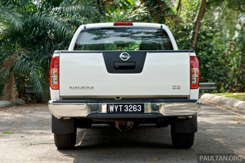 DRIVEN: 2015 Nissan NP300 Navara – 4×2 and 4×4 tested on and off the beaten track in Chiang Mai Image #261770