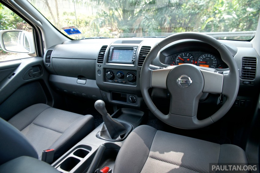 DRIVEN: 2015 Nissan NP300 Navara – 4×2 and 4×4 tested on and off the beaten track in Chiang Mai Image #261773