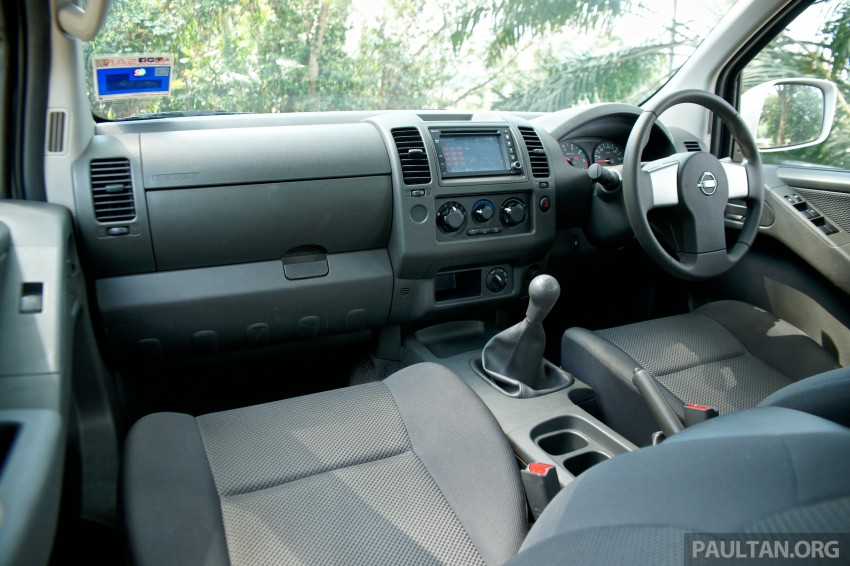 DRIVEN: 2015 Nissan NP300 Navara – 4×2 and 4×4 tested on and off the beaten track in Chiang Mai Image #261774