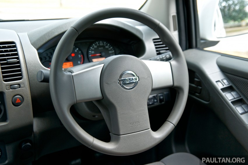 DRIVEN: 2015 Nissan NP300 Navara – 4×2 and 4×4 tested on and off the beaten track in Chiang Mai Image #261788
