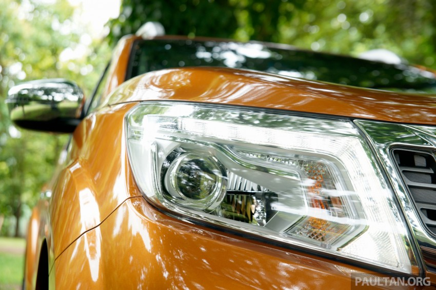 DRIVEN: 2015 Nissan NP300 Navara – 4×2 and 4×4 tested on and off the beaten track in Chiang Mai Image #261683